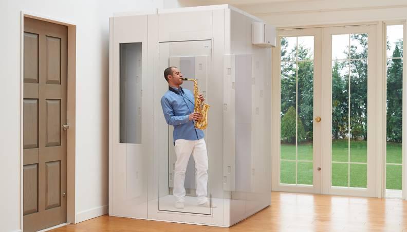防音室イメージ画像